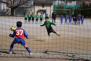 0-0(PK3-2) で大和田SCに勝利!