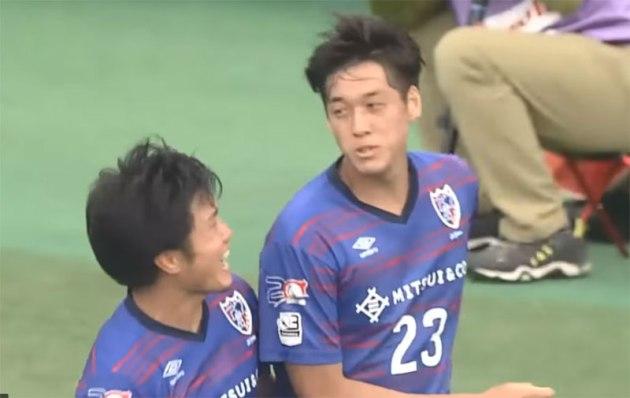 OB矢島輝一選手プロ入り初ゴール!