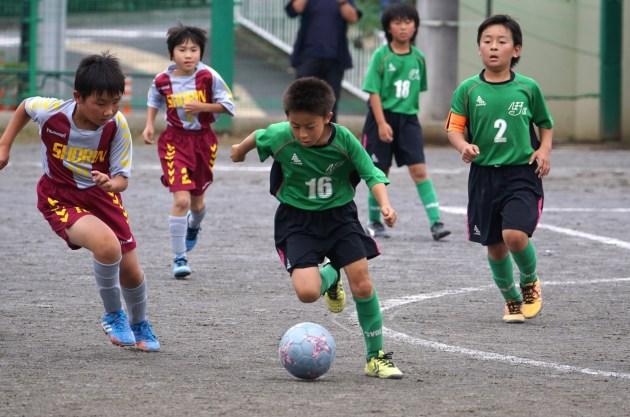 CBXFC vs 松林少年SC