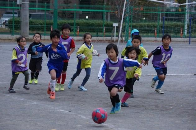サッカー体験練習会第2回を開催しました!