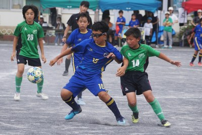 東京都U-12サッカー大会後期リーグ戦開幕