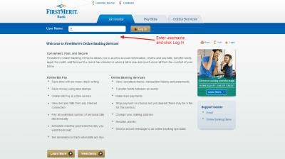 First Merit Bank Online Banking Login - CC Bank