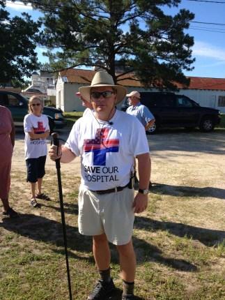 Adam O'Neal, Mayor of Belhaven, NC (Photo credit: Adam Linker)