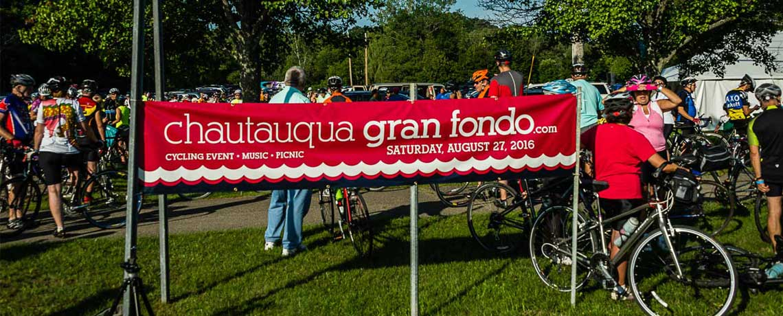 2016 Chautauqua Gran Fondo