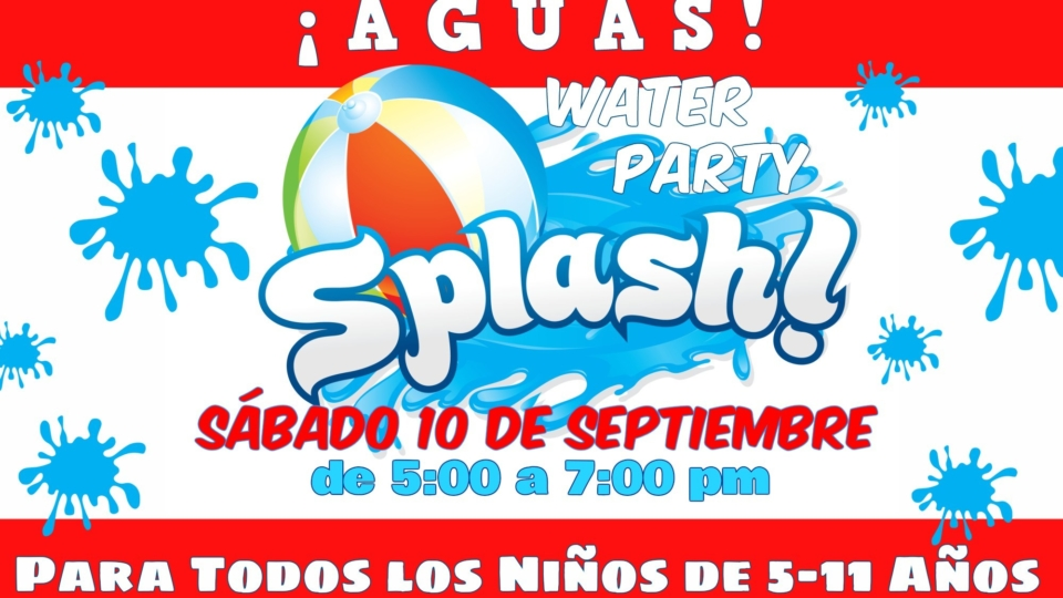 water party jacobo