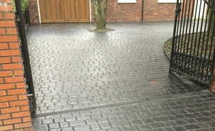Driveway cleaning and restoration in Anfield