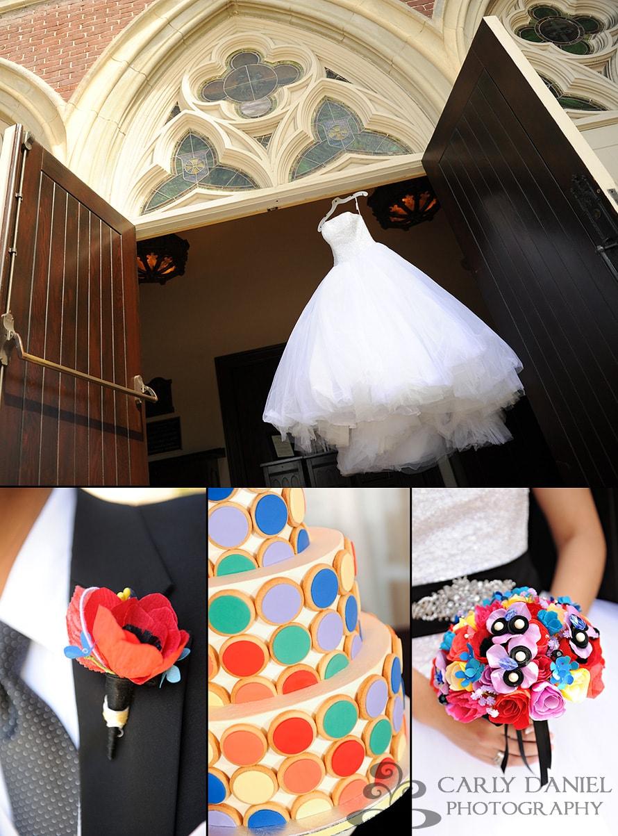 St. Johns Lutheran Orange wedding (6)