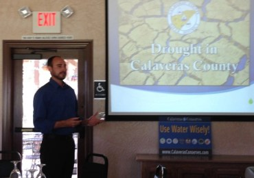 CCWD Talks Water Conservation with Valley Springs Area Business Association
