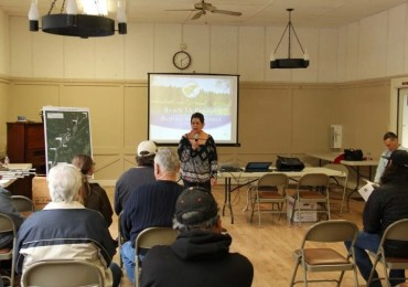 Arnold Pipeline Project Community Meeting Recap