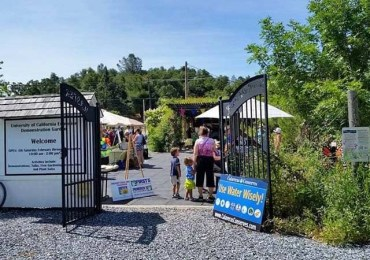 Kids Day at UC Master Gardeners of Calaveras County