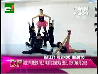 Festival Tentayape 2012: Ballet Fusindo se presentará por primera vez