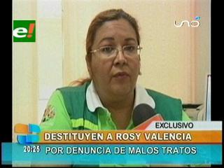 Destituyen a la directora de la Defensoría de la Niñez, la acusan de malos tratos