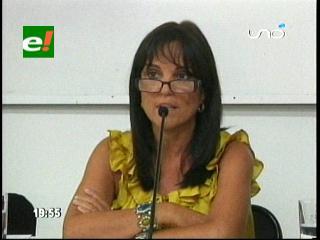 Suspenden a la Presidenta del Concejo, Desirée Bravo