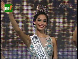 La Miss Bolivia 2012 es Alexia Viruez
