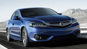New 2016 Acura ILX Gets Surprisingly Aggressive Lease and Finance Deals - CarsDirect