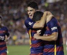 Video: Barcelona vs LA Galaxy