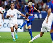 Video: Barcelona vs Leicester City