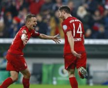 Video: Bayern Munich vs Darmstadt 98