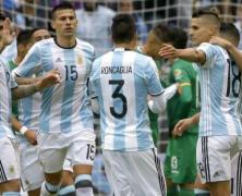 Video: Argentina vs Bolivia