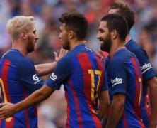Video: Barcelona vs Celtic