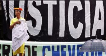 LOS ESTADOS SIGUEN SIENDO VÍCTIMAS DEL ABUSO CORPORATIVO ¡LE DECIMOS NO A CHEVRON!