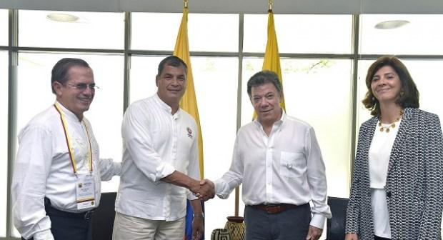 Colombia informan sobre impactos del TLC, al cual Ecuador pretende adherirse
