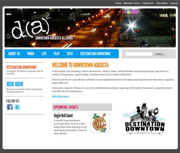 Downtown Augusta Alliance