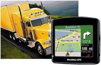 Truck Driver GPS Units