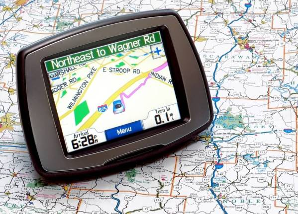 GPS leads drivers astray