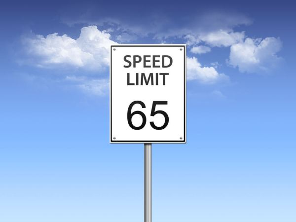 TxDOT To Drop I-10 Speed Limit To 65