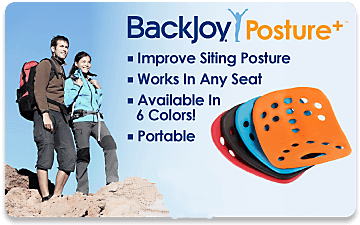 Enter to Win a BackJoy Posture+ Seat