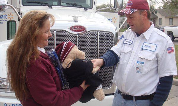 Trucker Buddy Nov 2012 Michael Cunningham