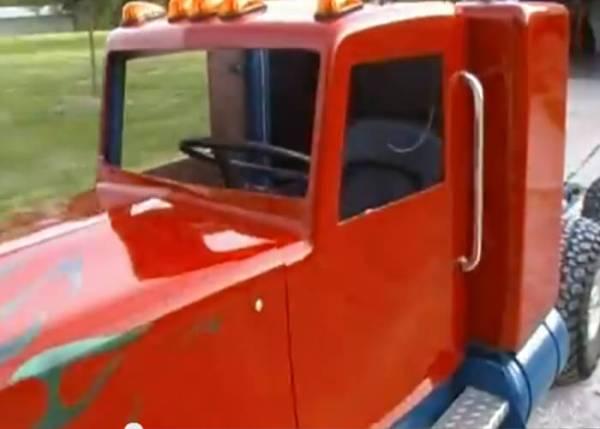 Super Cool Go Truck