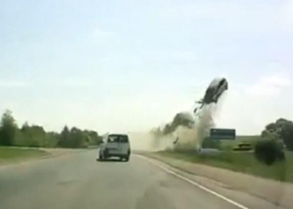 Vehicle Liftoff