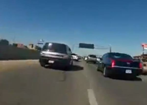 Catch Me If You Can Motorist Caught