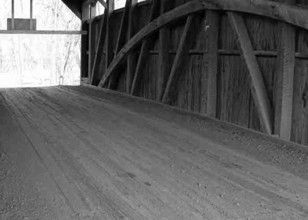Truck Driver Destroys Historic Covered Bridge in Pennsylvania