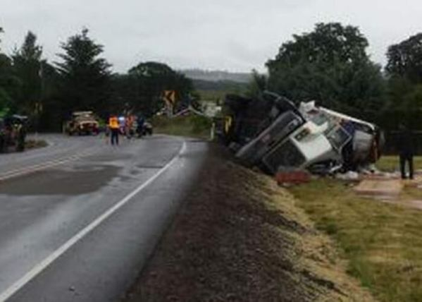 Oregon 47 Accident
