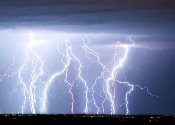 There's a popular myth out there that the rubber tires on your vehicle will protect you from lightening. It's true that your truck is a good place to be during a lightning storm, but certain conditions must be met to ensure your safety.