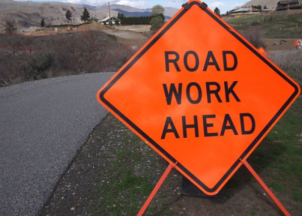 Both sides of highway 165 off Canal Street in the Stevinson, California area could be closed until Friday, due to a sinkhole in the southbound side of the road, according to Caltrans officials.
