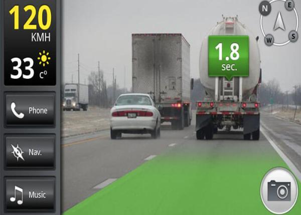 Truck Driver App: iOn Road