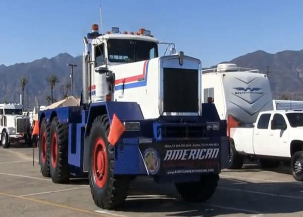 VIDEO: Loading A Show Truck