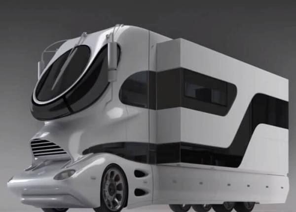 VIDEO: World's Most Expensive RV