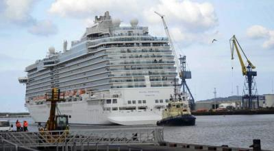 Third of people who visit Northern Ireland on cruises never leave ship, Stormont told ...