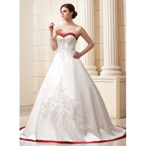 Medium Crop Of Ball Gown Wedding Dress