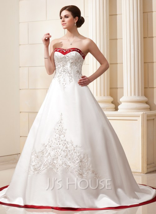 Medium Of Ball Gown Wedding Dress
