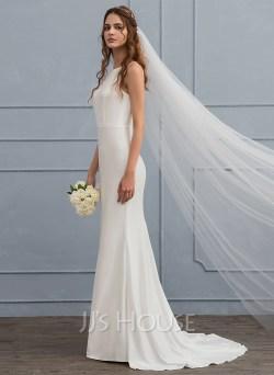 Small Of Mermaid Wedding Dresses