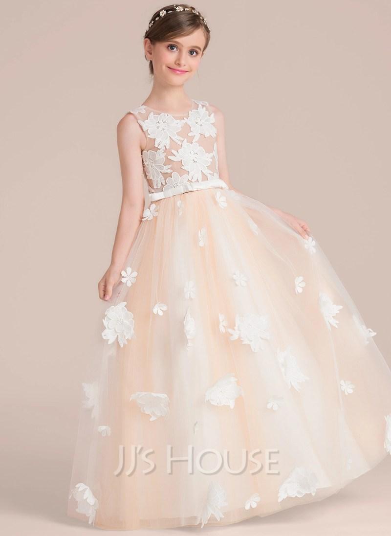 Large Of Flower Girl Dress