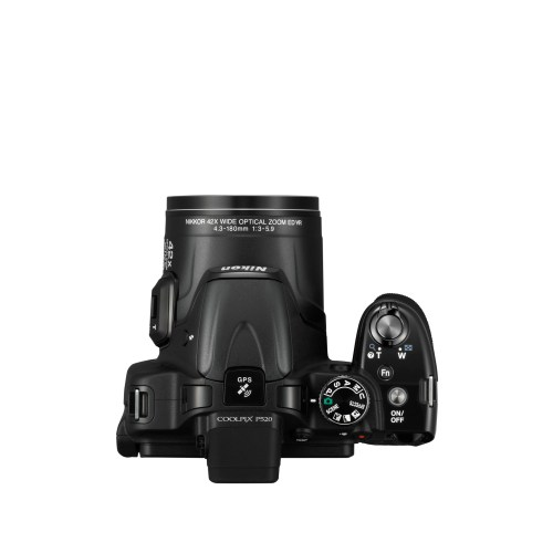 Medium Of Nikon Coolpix P520