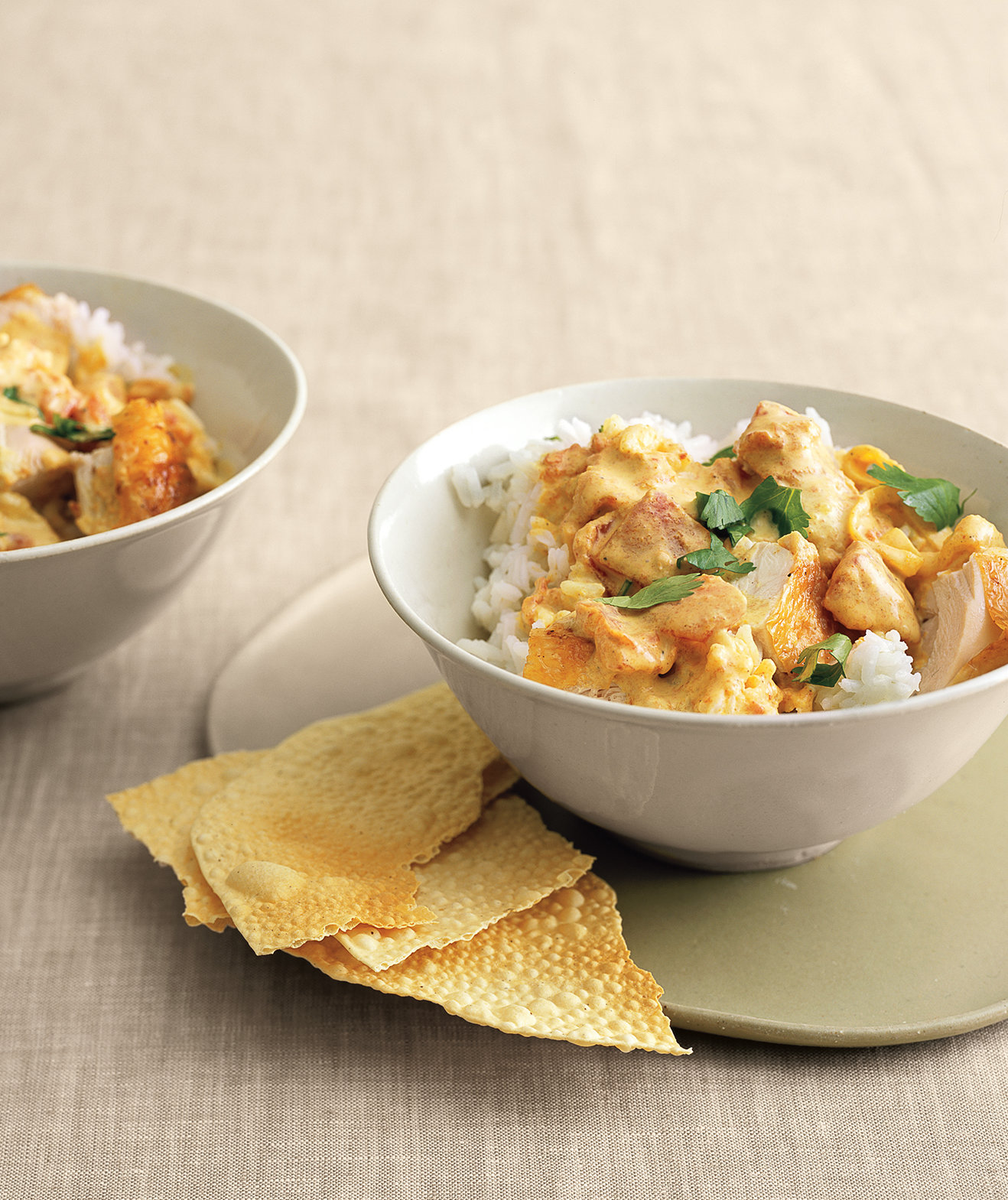 Chicken Curry in a Hurry | 20 Fast Dinner Recipes - Real Simple