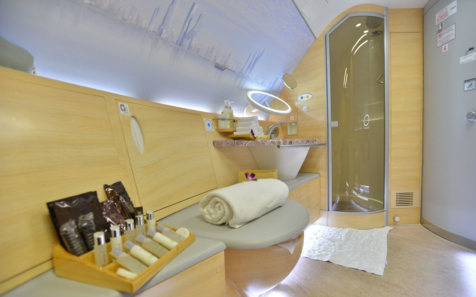 Inside the Airbus A380, the Biggest Passenger Plane in the World | Travel + Leisure